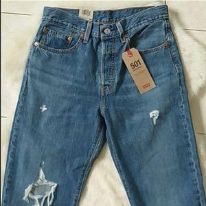Levi's Jeans - New LEVI'S 501 HIgh Rise